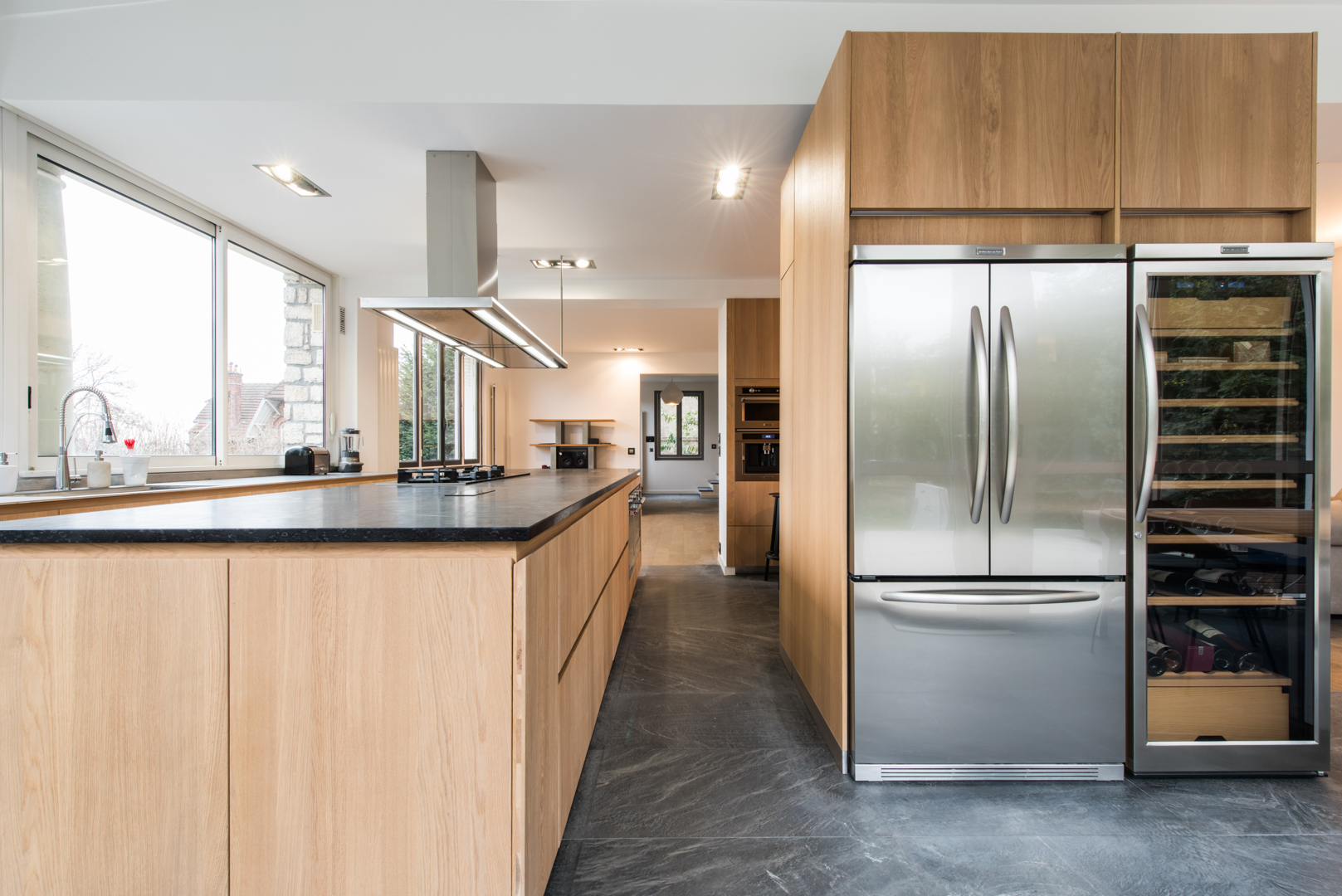 Best Cucine A U Contemporary - Modern Design Ideas ...