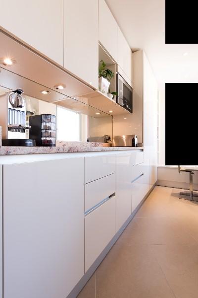 Cuisine armony avec ilot en epi et plan en granite for Cuisine 101 incorporated