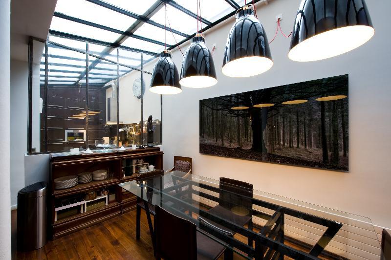 Design Industriel Et Vue Salle à Manger Sk Concept