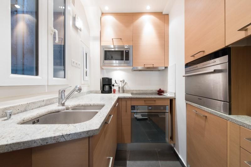 affordable cuisine compacte en l armony cucine with cuisine compacte. Black Bedroom Furniture Sets. Home Design Ideas