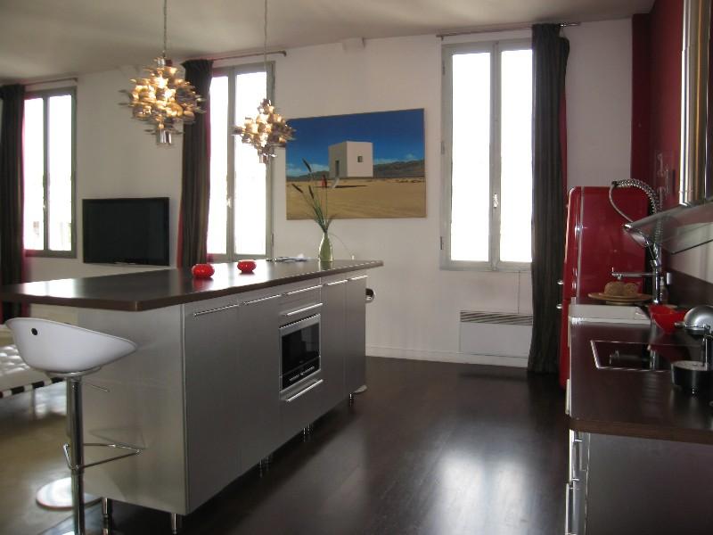 Cuisine armony cucine loft eiffel paris 7 me con ue par l 39 architecte d 39 int rieur s verine - Cuisine architecte d interieur ...