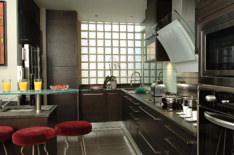 paris la madeleine projet de r novation d une cuisine ouverte sur s jour tr s d co paris. Black Bedroom Furniture Sets. Home Design Ideas