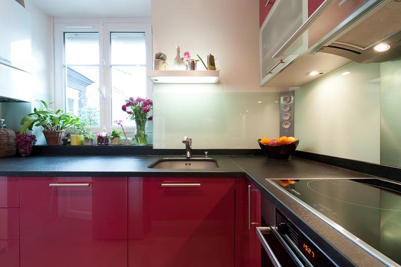 agencement d une cuisine dcoration agencement cuisine quipe marseille amnager du0027une. Black Bedroom Furniture Sets. Home Design Ideas