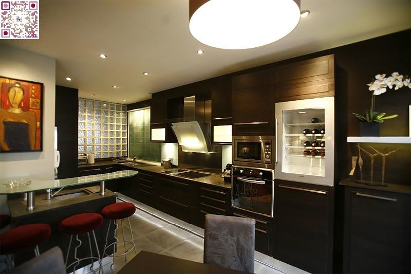 Paris la madeleine projet de r novation d une cuisine for Deco cuisine ouverte sur sejour